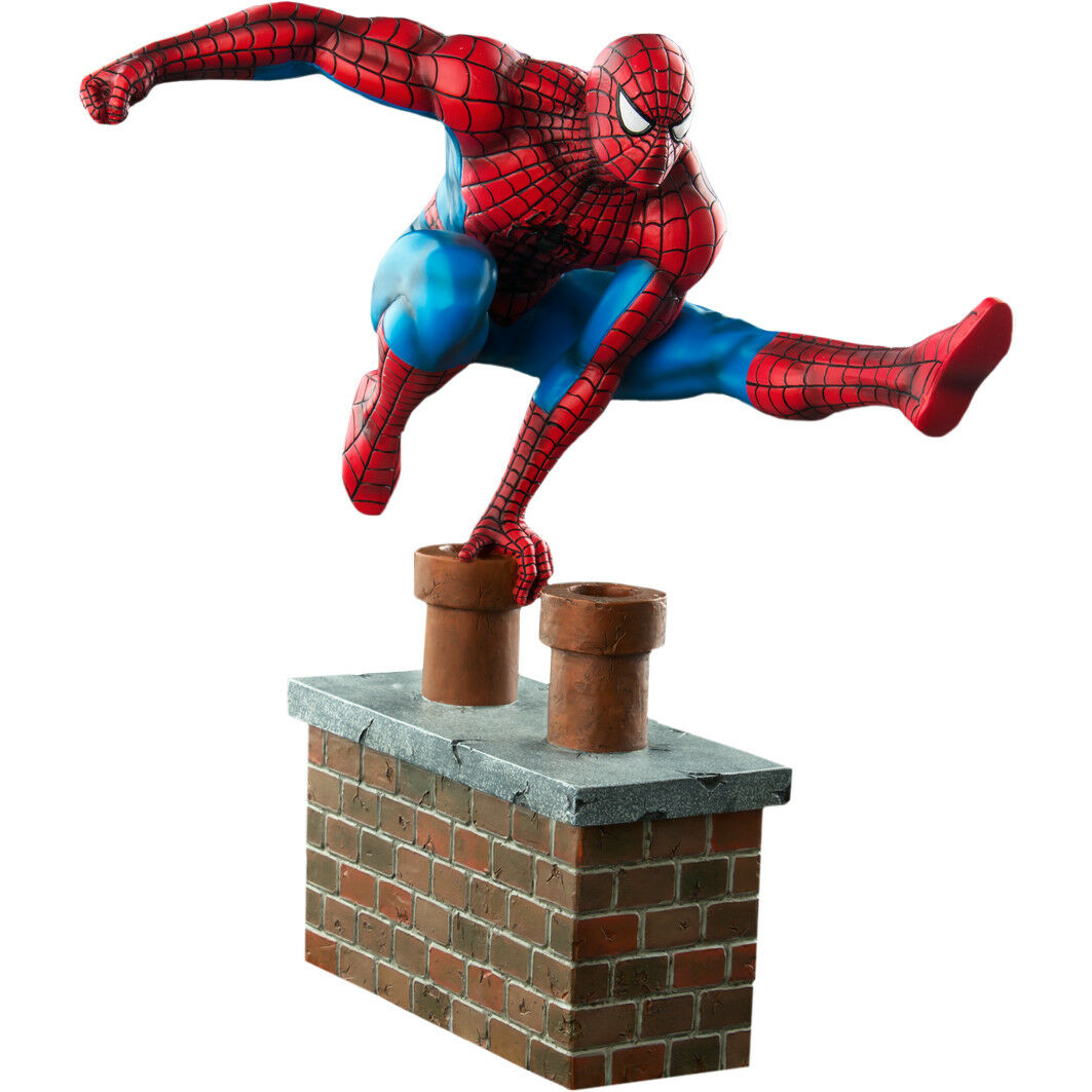 Spider-Man - Spider-Man 1/6th Scale Limited Edition Statue