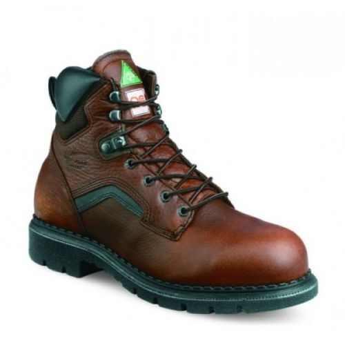 New in box rot Wing 3526  Safety Stiefel Steel Steel Steel toe schuhe Made in USA New Sz 9 EE a90fb1