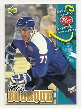 1996-97 Upper Deck Post - Grow Like A Pro - Ray Bourque - Boston Bruins