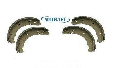 Front Rear Kit Brake Shoes 2 Set For 1965-1966 Volkswagen Beetle