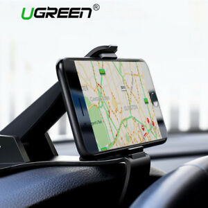 Dashboard-Car-Phone-Holder-Ugreen-Car-Cradle-Mount-HUD-for-iPhone-X-8-Samsung-S9
