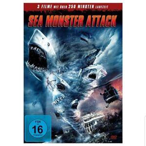 Sea-Monster-Attack-DVD-Sehr-Guter-Zustand