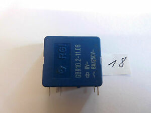 Relais-GBR-10-2-11-06-6-V-8-A-250-V-AC-1x-um-stehend-Relay
