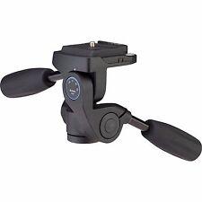 Benro HD1 3-Way Head - Testa Fotografica a Tre Movimenti con Innesto Rapido