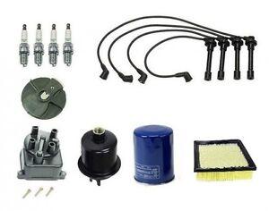 honda civic     distributor cap rotor ignition filter tune  kit ebay