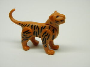 Playmobil-Animaux-Sauvages-Wildlife-Safari-Jungle-Zoo-Cirque-Tigre-bebe-AN403