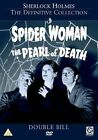 Sherlock Holmes The Spider Woman/the Pearl of Death - DVD Region 2
