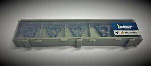 5st-Wendeplatten-16IRM-3-00-ISO-IC908-Wendeschneidplatten-Gewindedrehen