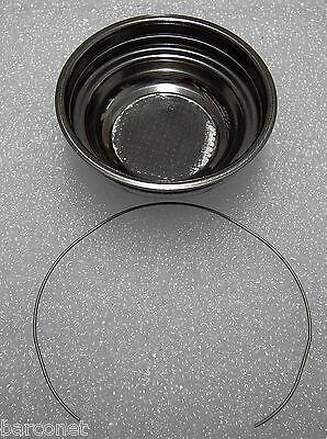 halter Filter Saeco Philips Poemia HD8323 HD8325 HD8327 Ersatzteile