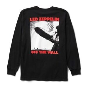 914f2c10ee9 VANS X LED ZEPPELIN Long Sleeve T-Shirt DEADSTOCK Sold Out