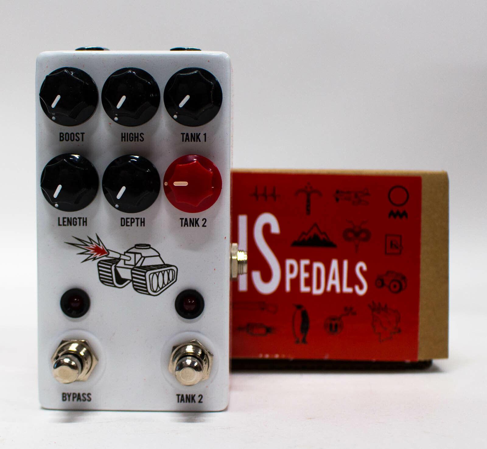 JHS Pedals Spring Tank Reverb Guitar Effect Pedal