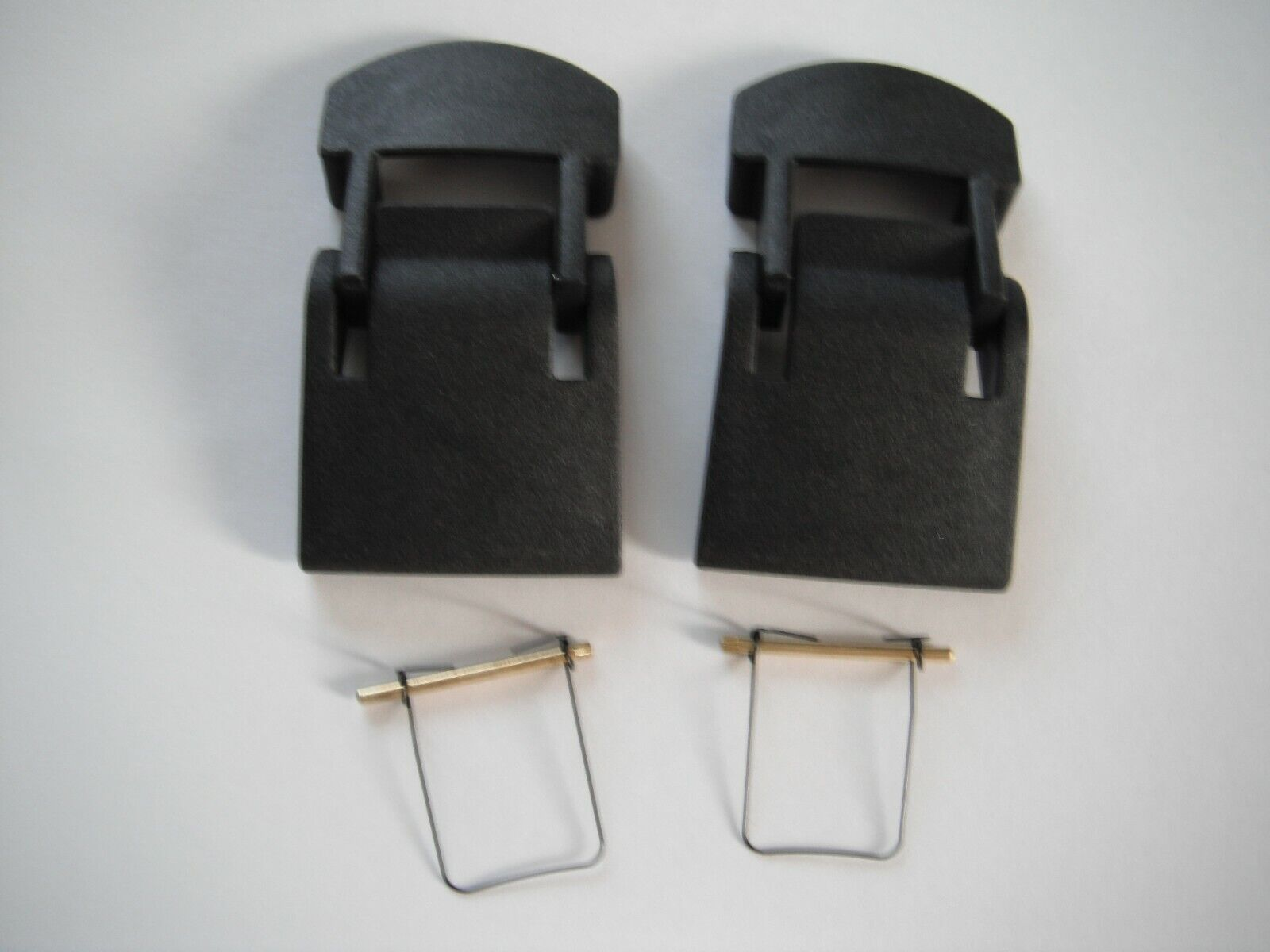 replace R8063 2 water basin//pan latches+pins+springs for Rainbow vacuum e,e2