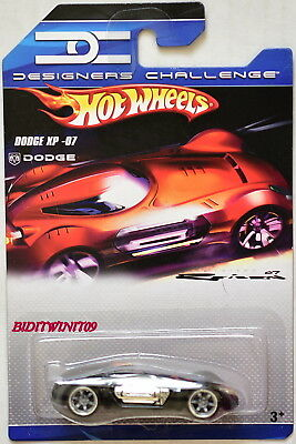 Affidabile Hot Wheels 2007 Designers Challenge Dodge Xp - 07 Black