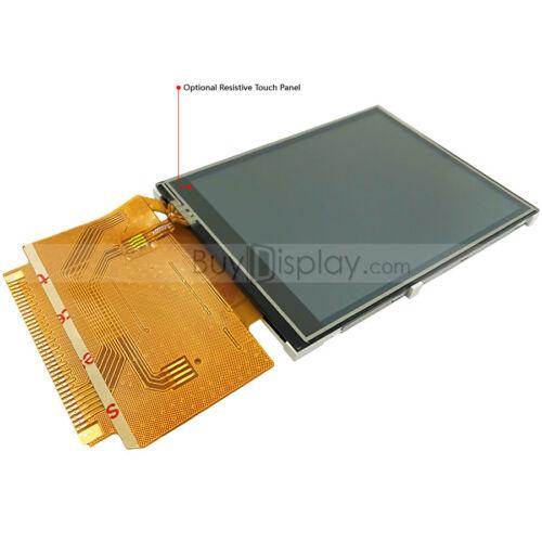 "240x320 3.2/"" inch QVGA TFT LCD Module Display,w//Touch Panel Screen,Tutorial"