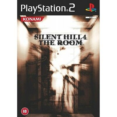 Silent Hill 4 The Room Game PS2 Brand New