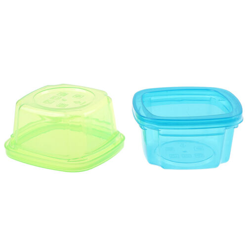 200ML Baby food boxes container baby snacks`storage boxes mini portable crisper