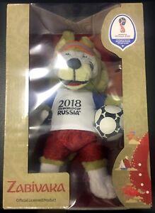 ZABIVAKA, the official mascot of 2018 FIFA world cup Russia