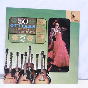 33T-The-50-GUITARS-OF-Tommy-GARRETT-LP-12-034-GO-SOUTH-OF-The-BORDER-2-LIBERTY-1064