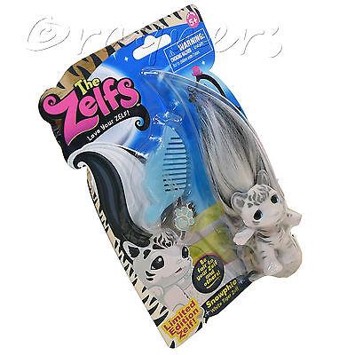 Fedele Nuovo Il Zelfs Zelf Snowphie Series 3 Limited Edition White Tiger Zelf-mostra Il Titolo Originale Promuovere La Salute E Curare Le Malattie
