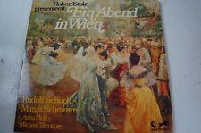 Robert orgoglio presenta una sera a Vienna 2 Rudolf shock Anna Moffo, tra l'altro (lp21)