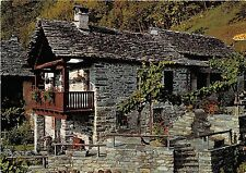 BG12300 gordevio valle maggia ticino soonnenhaus   switzerland