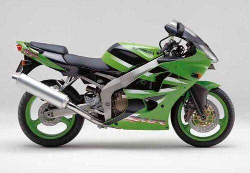 Kawasaki ZX6R J /& A1P Rear wheel spacers 2000 to 2003