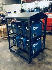 Miller 6 Pack Welder Xmt 350vs Multiprocess
