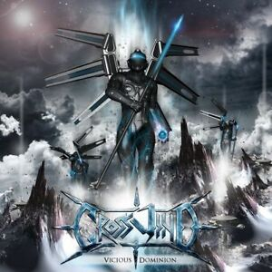 CROSSWIND-Vicious-Dominion-CD-2014-Power-Metal-OVP-No-Remorse-Rec