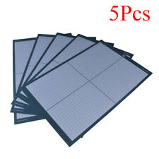 5pcs 12 X 18 Cutting Mat With Craft Sticky For Vinyl Cutter Plotter Non Slip