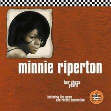 Minnie Riperton - Her Chess Years [New CD] Holland - Import