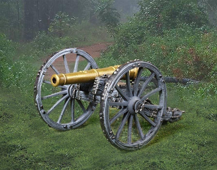 Sammler Schaufenster Napoleonisch Britisch cs00904 Royal Artillery Cannon MIB