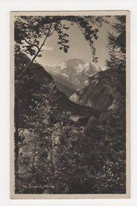 Switzerland-Die-Jungfrau-RP-Postcard-B203