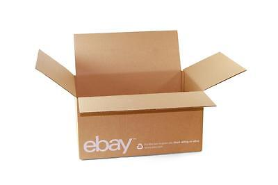 "eBay Branded Shipping Boxes 16"" x 12"" x 8"""