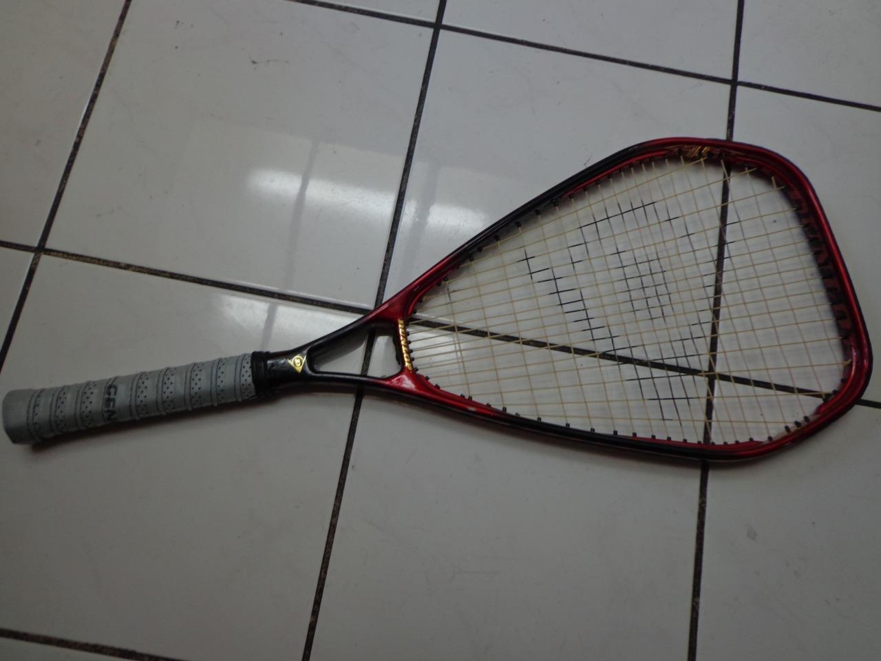 Dunlop Max Predator Oversize 4 3 8 grip Tennis Racquet