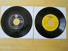 (2) Elvis Presley 45rpm records:  Surrender/Lonely Man (GB), I Gotta Know Canada