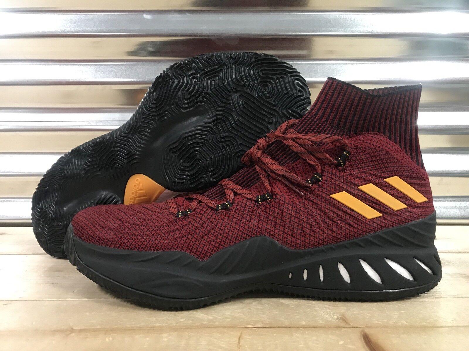 Adidas Crazy Explosive PrimeKnit Justise Winslow PE Miami Heat SZ 14 ( AH2368 )