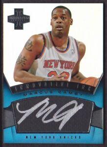2012-13-Innovation-Innovative-Ink-30-Marcus-Camby-Auto-New-York-Knicks