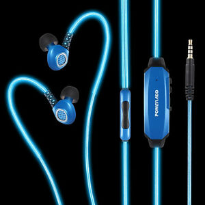 3.5mm In Ear Stereo Headset Earphone Headphone Earbud With Mic For Android Phone