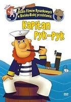 Kapitan Pyk-pyk (dvd) Bajki Dla Dzieci Polish Polski