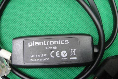 Electronic Hookswitch Savi Apv-66 Plantronics EHS AVAYA 38633-11 GST /& Del Inc.