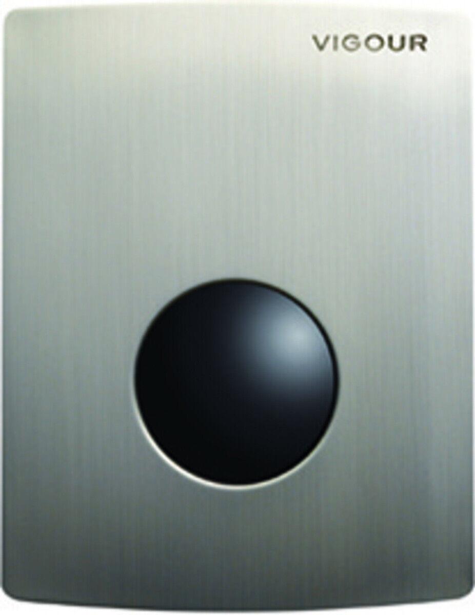 Vigour Urinal-Betätigungsplatte Infrarossi Elektronik Batteriebetr. Piastra