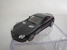 """Minichamps  Mercedes-Benz SLR  McLaren """"2003""""  (schwarz)  1:43 ohne Verpackung !"""