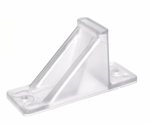 Clear Plastic Mini Roof Snow and Ice Guard 50 PKPrevent Sliding Snow