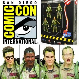 San Diego Comic-Con 2019 Exclusive-1984 pcs Ghostbusters Slimed Figure Box Set