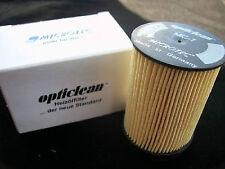 1x Opticlean MC 7 Feinfiltereinsatz 5µm mit Bajonettanschluß Baulänge: 65 mm
