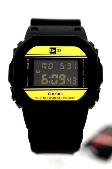 Neighborhood X Casio G Shock Dw 5600 Black Collaboration Watch Japan
