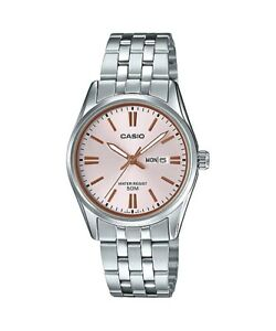 291f22f180ec Image is loading LTP-1335D-4A-Casio-Ladies-Watches-Brand-New-