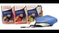 HANGING HAMMOCK - pet bed hamster rabbit ferret rodent chinchilla small animal