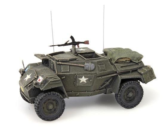 I con Bren Gun-nuevo Artitec 387.121-1//87//h0 UK Humber Mk