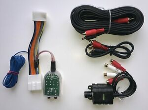Factory-Radio-Add-A-Subwoofer-Amplifier-Plug-and-Play-Harness-Fits-Nissan-Subaru